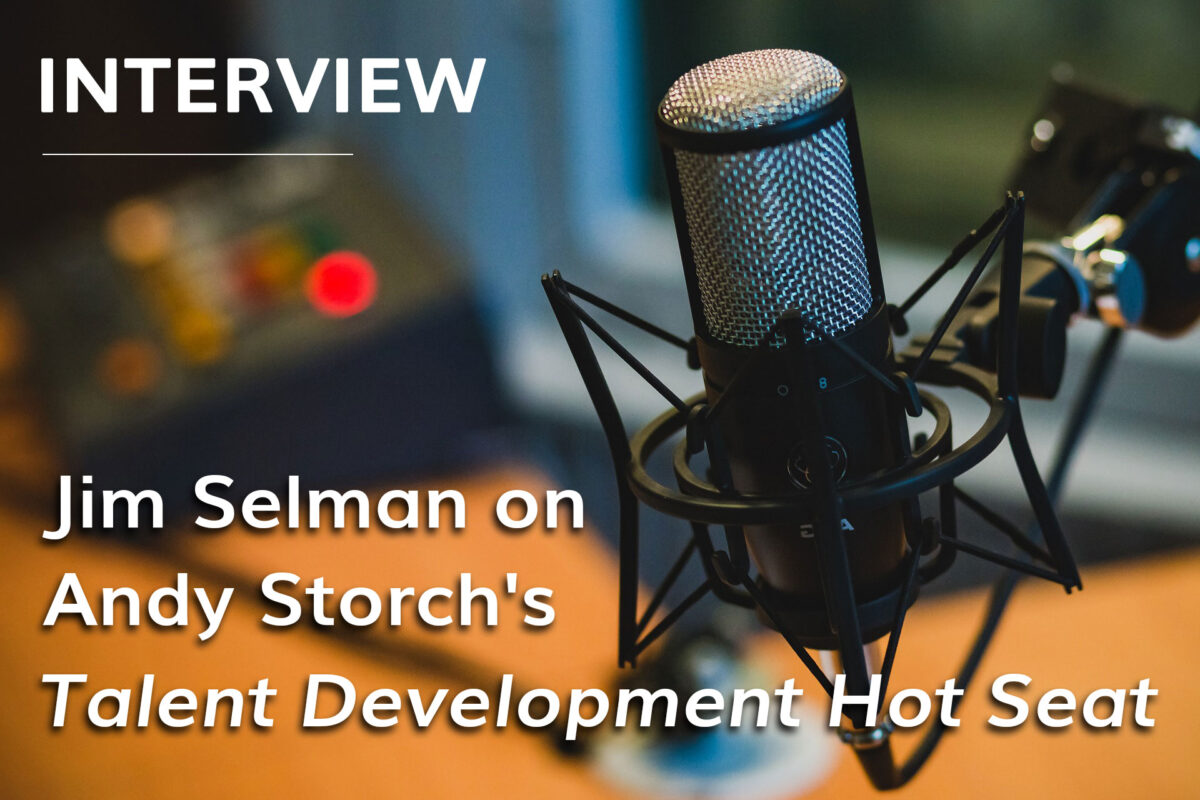 Andy Storch Interview