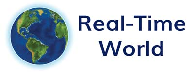 Real-Time World Logo