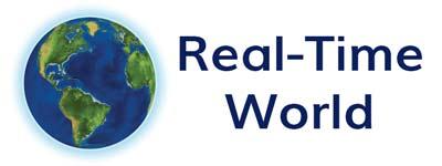 Real-Time World Logo